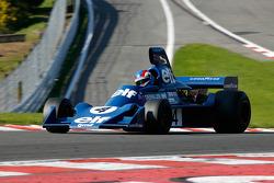 Jeff Lewis, Tyrrell 007, 1974