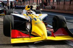 Walter Colacino, Scuderia Grifo Corse, IRL G-Force Chevy 3.5 V8