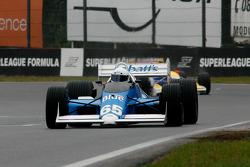 #65 Alain De Blandre, CART Lola, #3 Peter Milavec, Lola T92/50