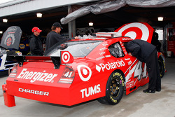 Target Dodge crew members at work