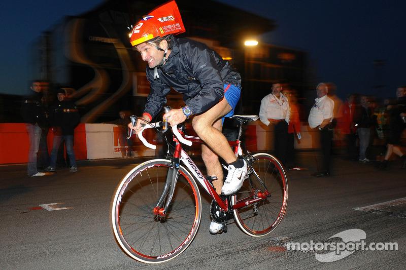 Run for the Earth event: Fabio Babini