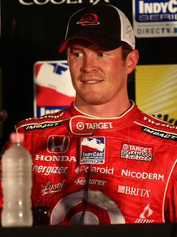 Post-qualifying press conference: Scott Dixon
