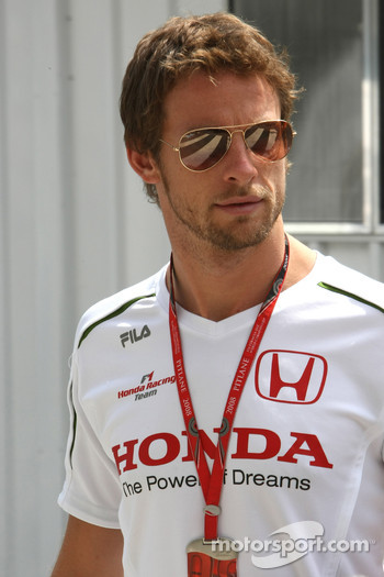 Jenson Button, Honda Racing F1 Team