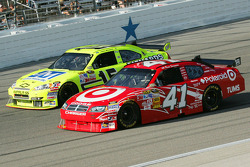 Reed Sorenson and Paul Menard