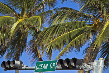 Visit of Miami South Beach