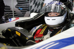 Jin Woo Hwang, driver of A1 Team Korea