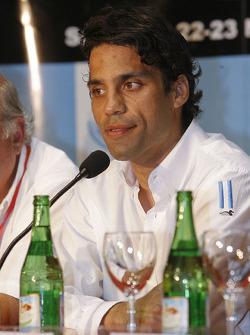 Press conference: Martin Basso