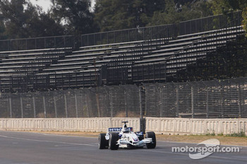 Last year's winner Philipp Eng on his Formula One test with the BMW Sauber F1 Team