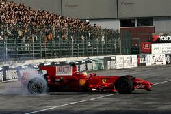 Ferrari F1 Pit Stop, Luca Badoer, Test Driver Scuderia Ferrari