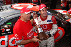 Jamie Whincup, Roland Dane
