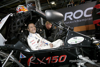 Andy Priaulx in a ROC Car Buggy