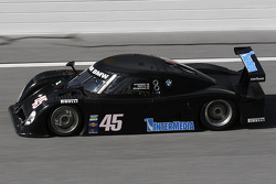 #45 Orbit Racing BMW Riley: Leo Hindery Jr., Darren Manning, Kyle Petty
