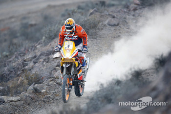 #9 KTM 690 Rallye: Jordi Viladoms