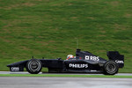 Nico Hulkenberg, Test Driver, WilliamsF1 Team, FW31