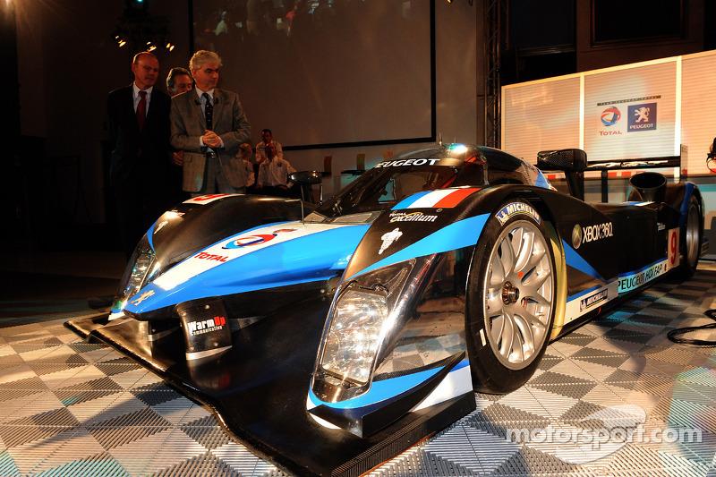 The 2009 908 HDi-FAP
