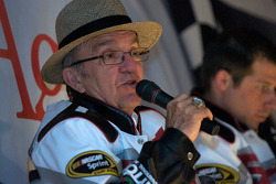 Champion's breakfast: Jack Roush, Roush Fenway Racing Ford owner