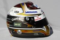 Формула 1 Фото - Шлем Адриана Сутиля, Force India F1 Team