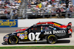 Casey Mears, Richard Childress Racing Chevrolet, Kasey Kahne, Richard Petty Motorsports Dodge