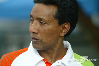 Balbir Singh, Force India