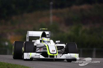 Rubens Barrichello, Brawn GP