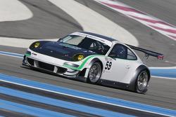 #59 Trackspeed Porsche 997 GT3 RSR: Tim Sugden, David Ashburn, Ian Khan