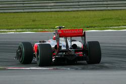Heikki Kovalainen, McLaren-Mercedes