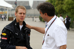 Sebastian Vettel, Red Bull Racing, Pasquale Lattuneddu, FOM, Formula One Management