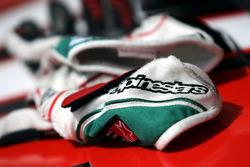 Alpinestars racing gloves