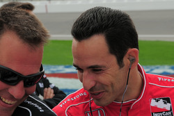 Helio Castroneves, Penske Racing