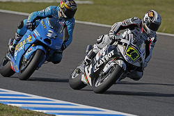 Randy De Puniet, LCR Honda MotoGP, Chris Vermeulen, Rizla Suzuki MotoGP