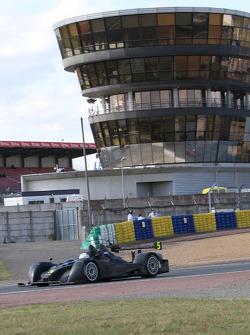 #5 Boutsen Energy Racing Formula Le Mans 09: Jean-Boris Scheier, Pascal Ballay