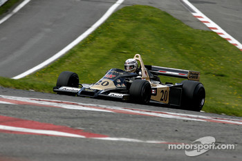 #20 Peter Wuensch (D) Wolf WR1-2, Hall & Hall (formerly driven by Jody Scheckter, 1977)