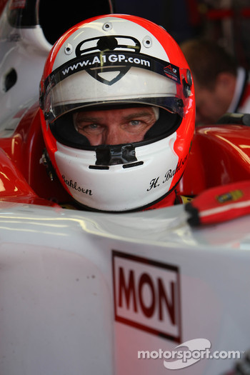 Hubertus Bahlsen Driver of A1 Team Monaco