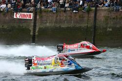 #16 class 3 Tech Motor Racing: Marc Roig, Jean Pierre Bersoult, Jean-Vital Deguisne, Cédric Deguisne