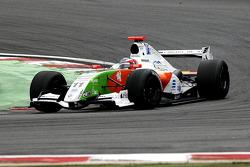 #11 International Draco Racing: Bertrand Baguette