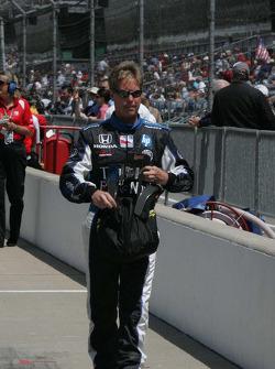 Davey Hamilton, Dreyer & Reinbold Racing, Kingdom Racing