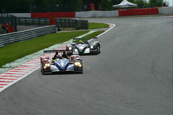 #10 Team Oreca Matmut - AIM Courage-Oreca LC70 - AIM: Stéphane Ortelli, Bruno Senna exits turn 9