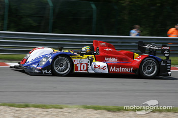 #10 Team Oreca Matmut - AIM Courage-Oreca LC70 - AIM: Stphane Ortelli, Bruno Senna