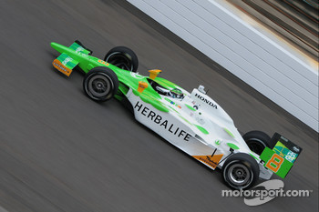 Townsend Bell, KV Racing Technology