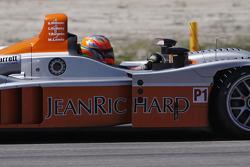 #12 Autocon Motorsports Lola B06/10 AER: Bryan Willman, Michael Lewis