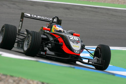 Roberto Merhi, Manor Motorsport, Dallara F308 Mercedes