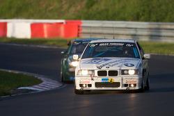 #151 Bonk Motorsport BMW 318 ti: Lutz Kögel, Axel Burghardt