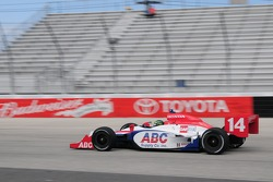 Paul Tracy, A.J. Foyt Enterprises