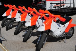 Penske scooters