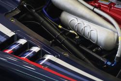 Audi engine detail