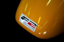 F2 car nose detail