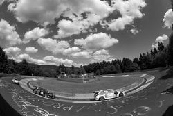 #79 Heico Sportiv GmbH & Co KG Volvo Heico HS3: Patrick Brenndörfer, Martin Müller, Frank Eickholt, Ulli Andree, #81 Live-Strip.com Racing BMW Compact: Ulrich Neuser, Nicky Nufer, Fabian Plentz, Dennis Nägele