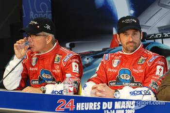 Joe Foster, Patrick Dempsey