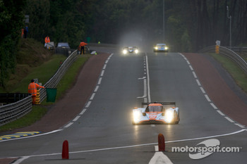 #007 AMR Eastern Europe Lola Aston Martin: Stefan Mcke, Jan Charouz, Tomas Enge