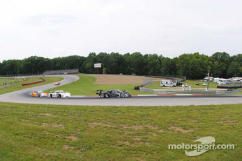 Practice action at the Esses
